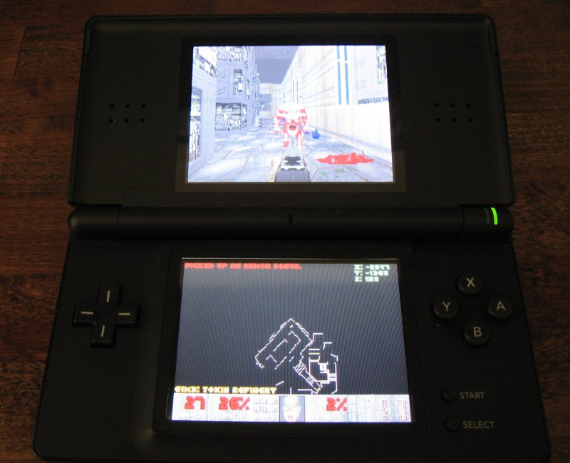 Lars Strand's blog: Old classical PC games on Nintendo DS