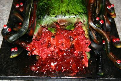Cakes By Jen Severed Medusa Head