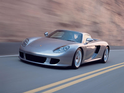 Porsche Carrera GT 2007 Modification