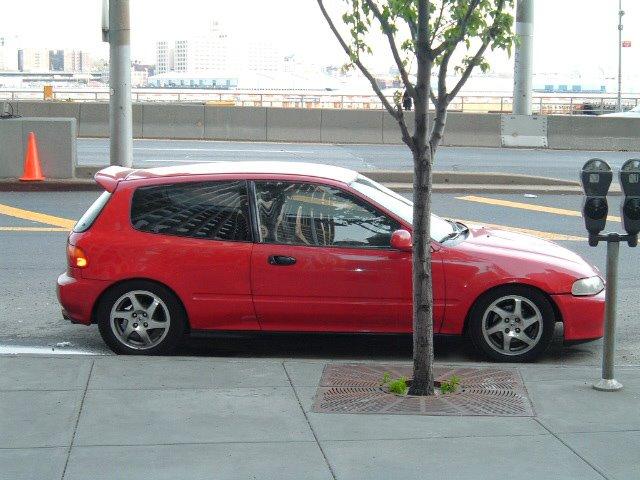New Car Modification: Honda Civic Estilo Modifikasi