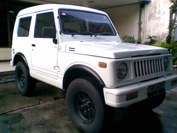 Modifikasi Blog: Katana And Jimny Jangkrik Modification