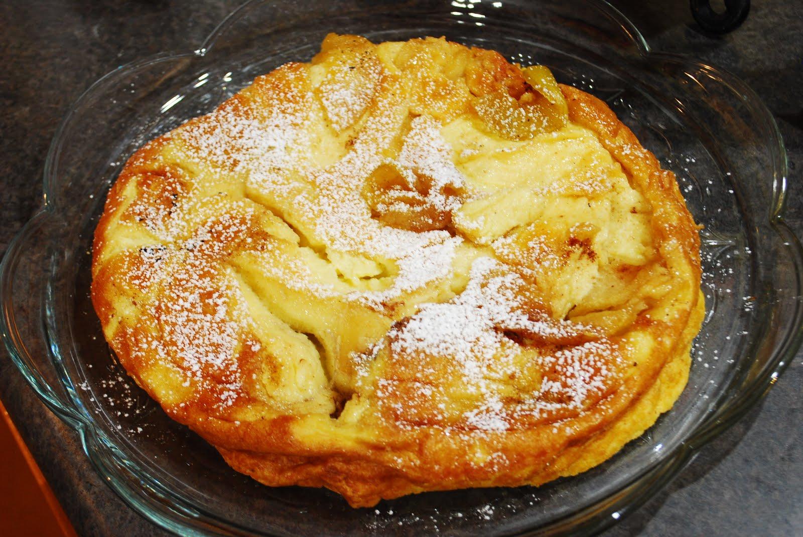 Quot Point Less Quot Meals Steak Hash Baked Apple Pancake