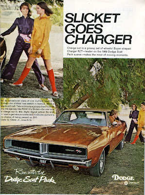 Just A Car Guy 1969 Magazine That Was Promoting Both New