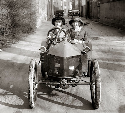 All Car Design For You: 1912 Cycle car, Auto Bob kit, 2 cyl air cooled
