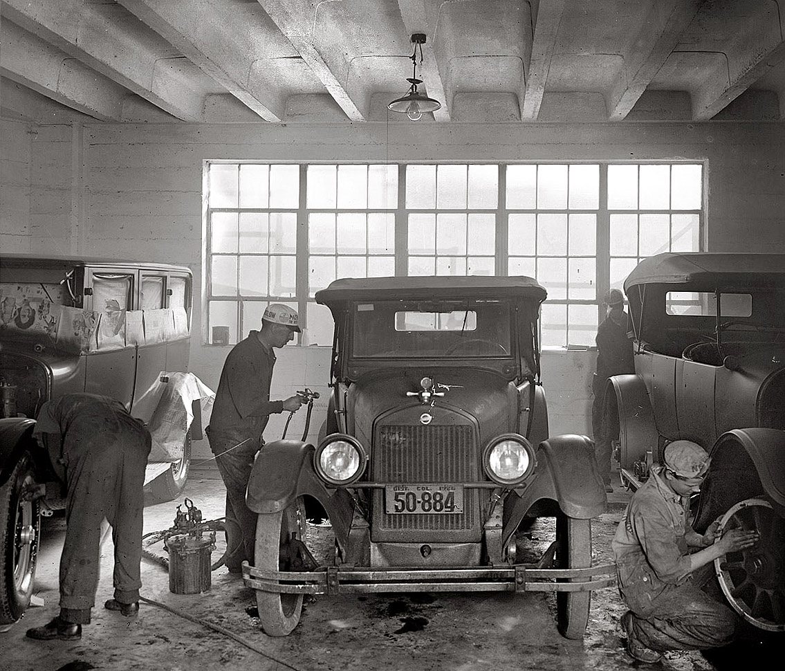 Just A Car Guy: Automotive Pictures From Shorpy
