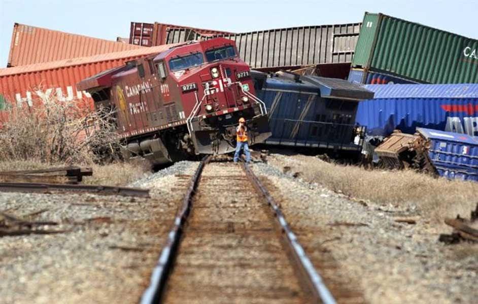 German train crash: The latest in a history of rail ...  |Rail Road Train Wreck