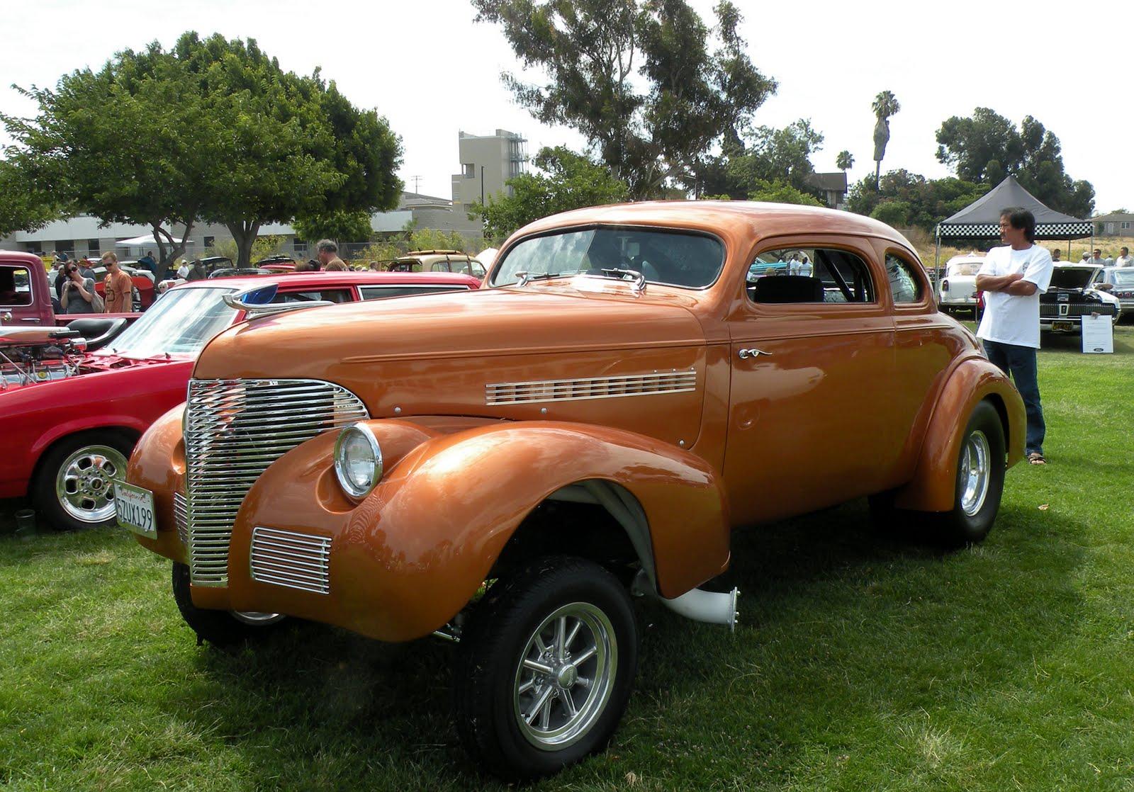 Kimball Park National City Car Show