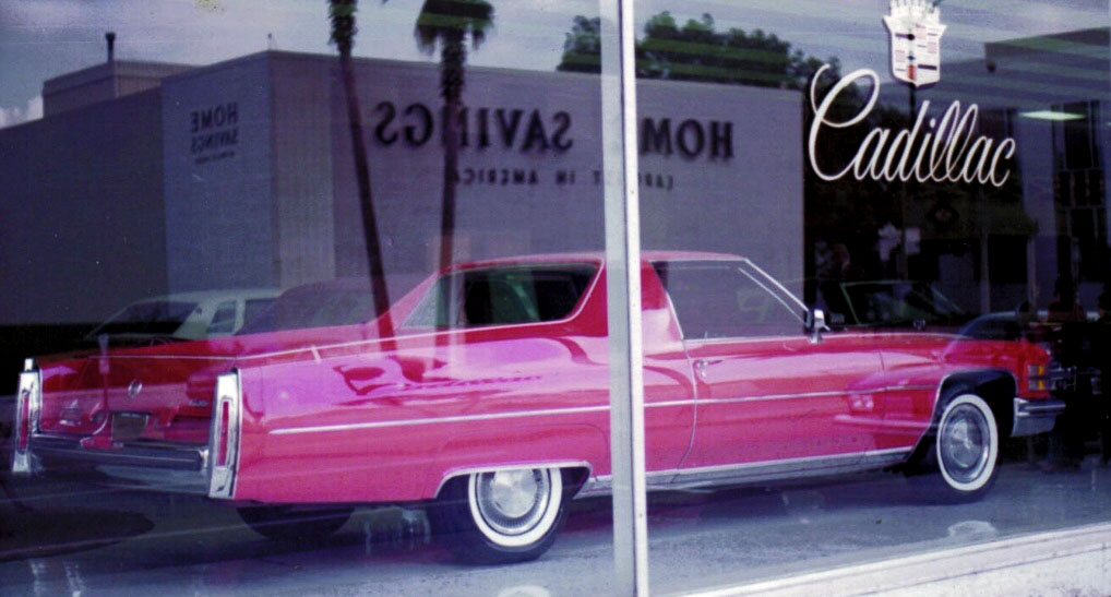 Evel Knievel Bought The First Car Made By Cadillac Truck And Station Wagon Company That James Kribbs Started A Great Start For Small Business