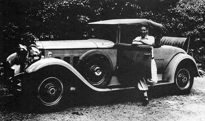 Stanley Steamer Car >> Just A Car Guy: Old Hollywood, some stars and their cars, pre-1940