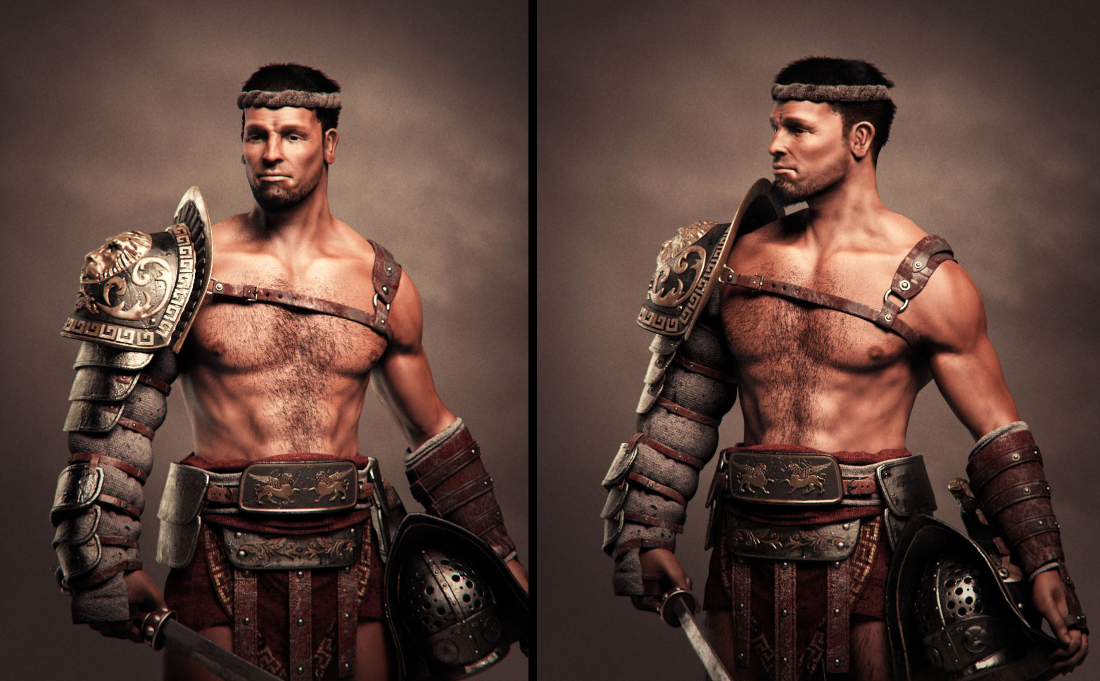 Eric Durante Portfolio Gladiator And Blur Projects HD Wallpapers Download free images and photos [musssic.tk]