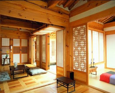 Maria Margareta: Hanok (한옥) The Korean Traditional House