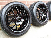MG ZR Hairpin Alloys 16""