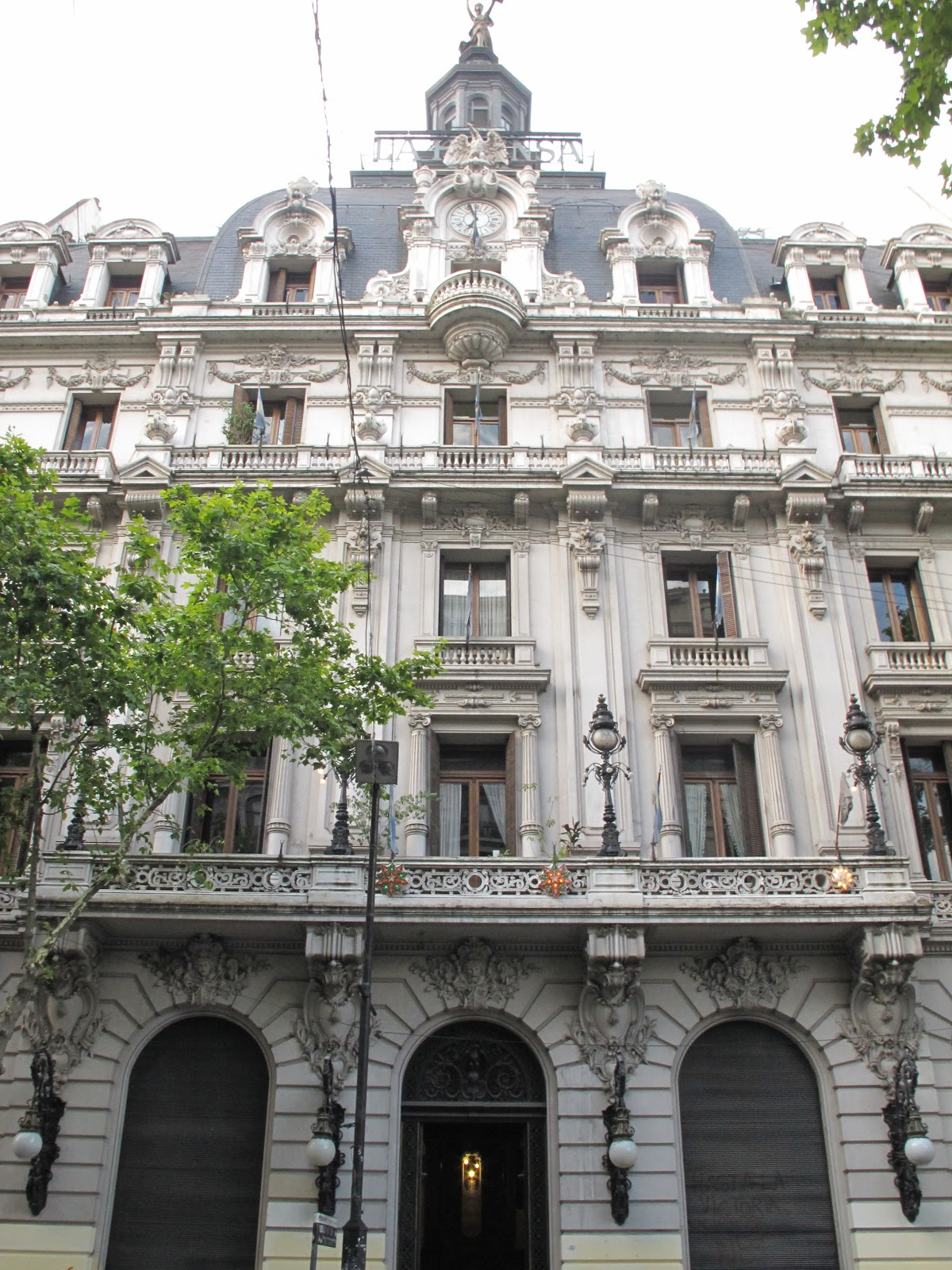 Edificios y Monumentos de Buenos Aires: Edificio La Prensa ...
