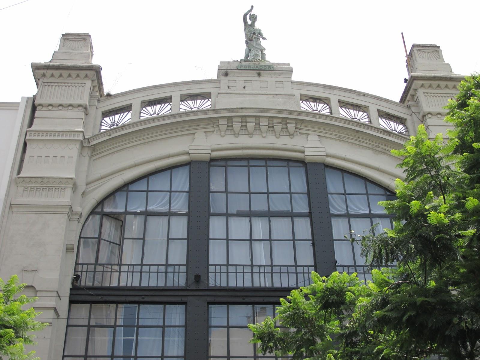 Edificios y Monumentos de Buenos Aires: Edificio El Forjador :: Actual Club  Museum