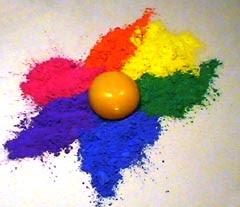 Estudio Del Color Indicaciones Para La Pintura Con Tempera