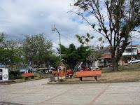 park in Santiago de Puriscal