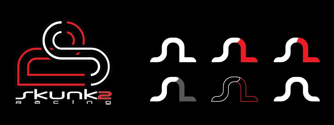 Adrian Valenzuela: Skunk2 logo design for contest