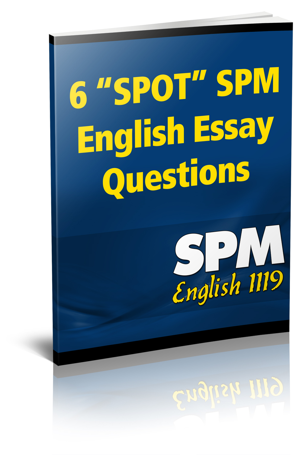SPM English Paper 1 : Directed and Continuous Writing –