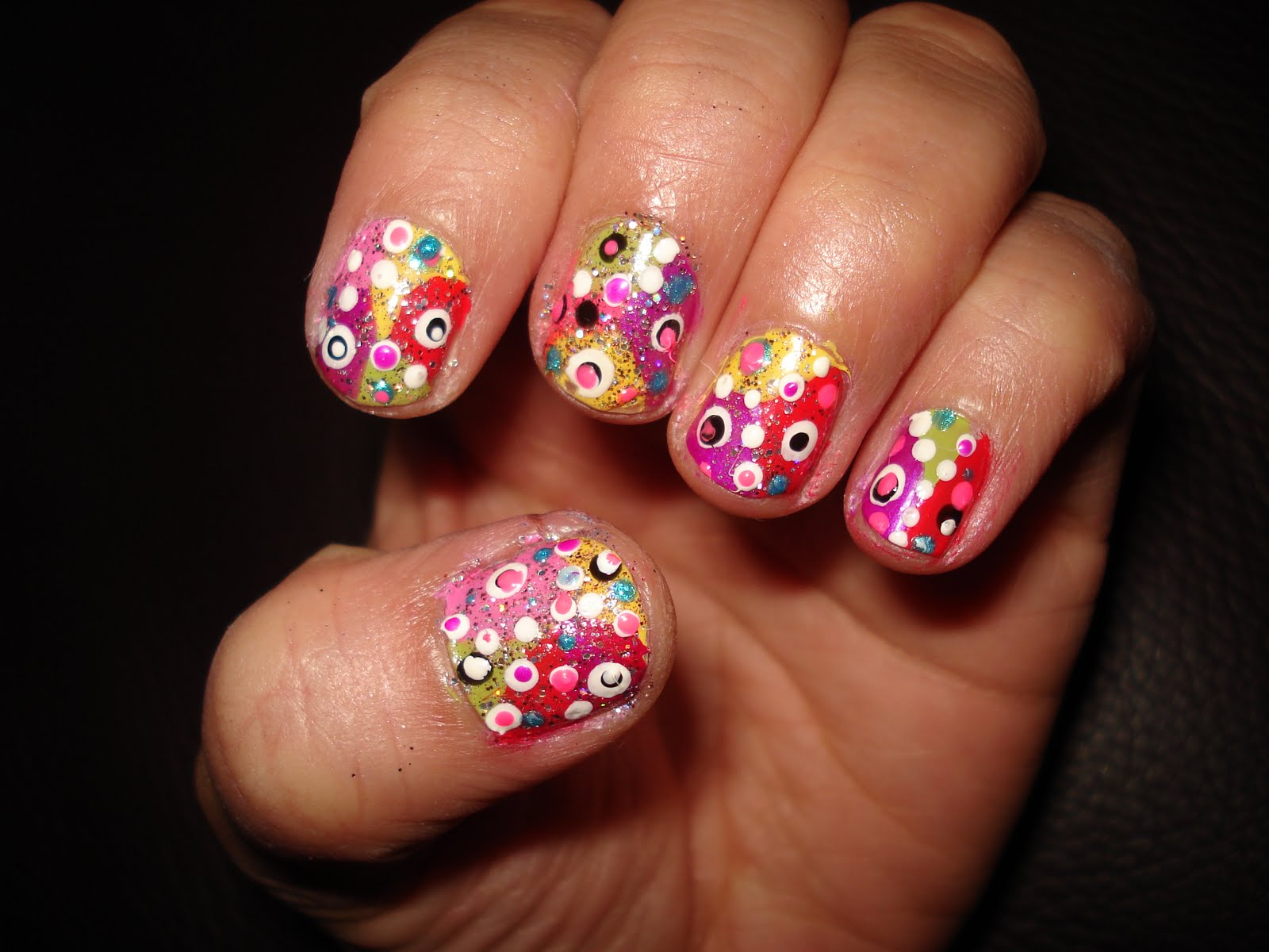 Nail Designs For Short Nails Do It Yourself#%
