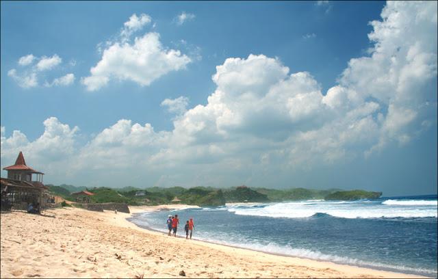 Pantai+Krakal+%282%29 Peta Wisata (Pantai) di Gunungkidul, Yogyakarta