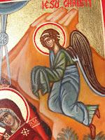 icona Natività :ANGELO