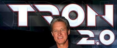Bruce Boxleitner Tron 2.0 Movie