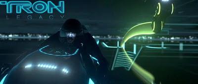 Tron: Legacy La película - Las mejores películas de 2010