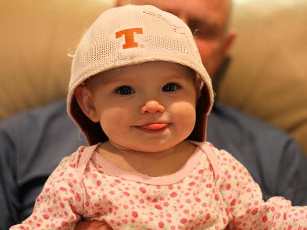 And the Award for Cutest Texas Fan Goes to...