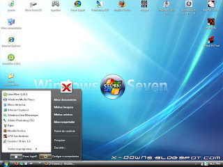 Windows 7 Theme - Tema para Win. XP