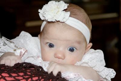 Midget In Baby Seat 47
