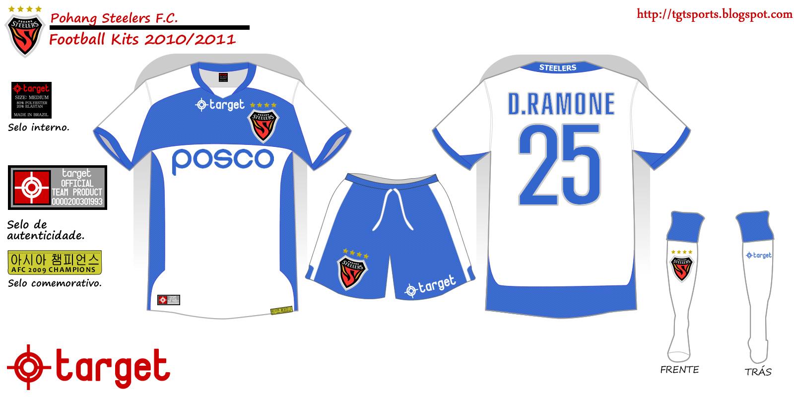 Campeonato de Mockups Camisetas de Futebol  Abril 2010 f9f5863d00f33