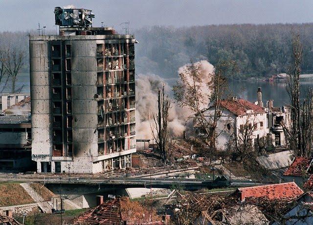 Sjećanje Na Vukovar škabrnja 19 Godina Poslije Hrvatski