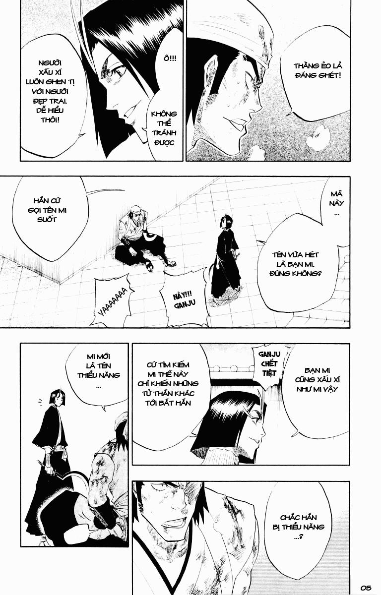 Bleach chapter 90 trang 5