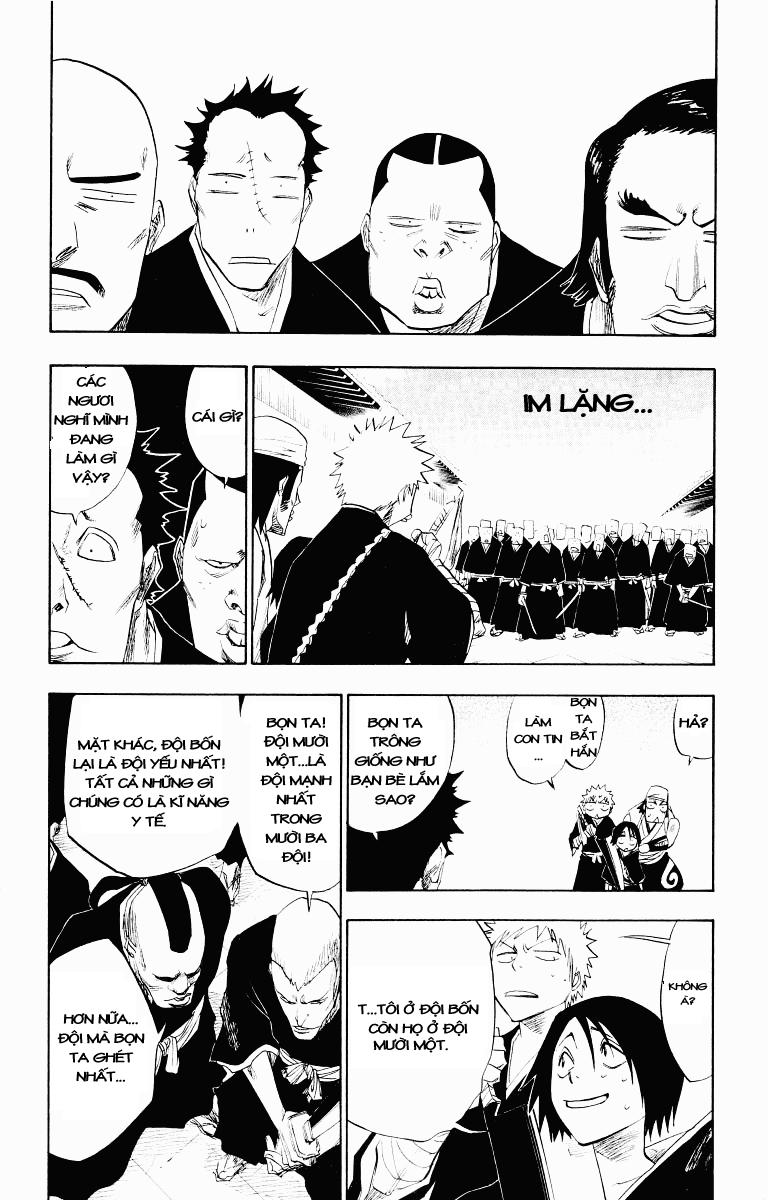 Bleach chapter 93 trang 3