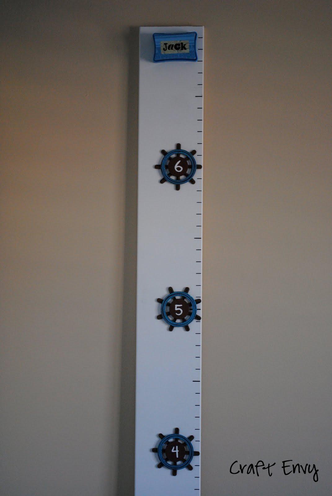 Craft Envy Thumbprint Height Board
