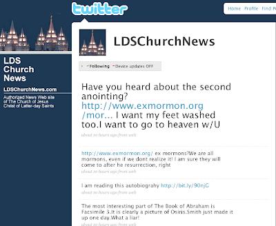 The Loudmouth Mormon