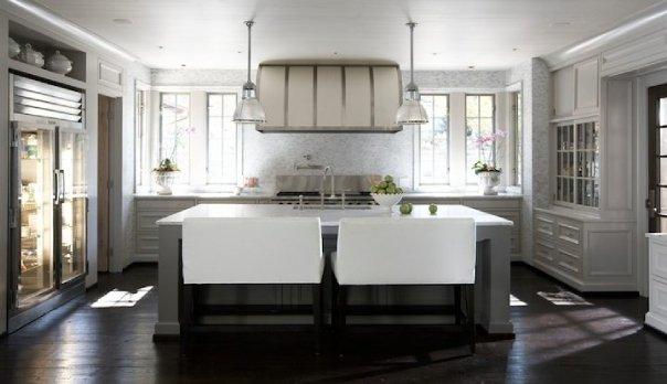 astonishing kitchen island seating | Design Lily: Some amazing kitchens