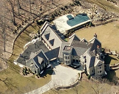 The New S Quarterback Set Up House In This Five Bedroom Nine Bath Custom Home Spring Built 2006 10 000 Square Foot Has A