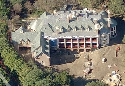 A Look At Mansions 12 Homes Of The Rich