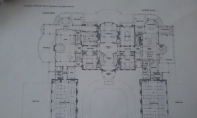 A Closer Look At Bob Bahre S Lakefront Mega Mansion