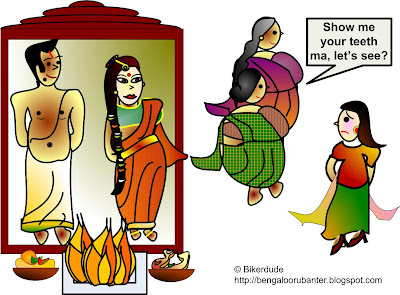 Bengalooru Banter South Indian Wedding Etiquette