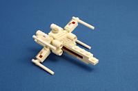 LEGO: 4484 Mini X-wing & TIE Advanced