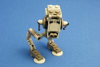 LEGO: 4486 Mini AT-ST & Snowspeeder