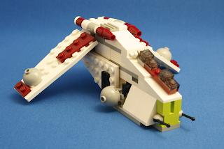LEGO: 4490 Mini Republic Gunship