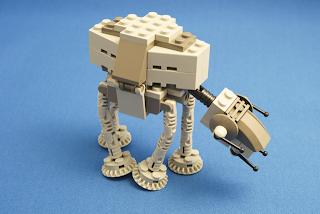 LEGO: 4489 Mini AT-AT