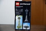 LEGO: 21003 Seattle Space Needle