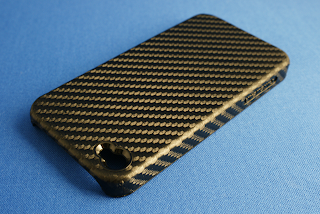 Carbon Look for iPhone 4