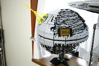 LEGO: 10143 Death Star II 解体