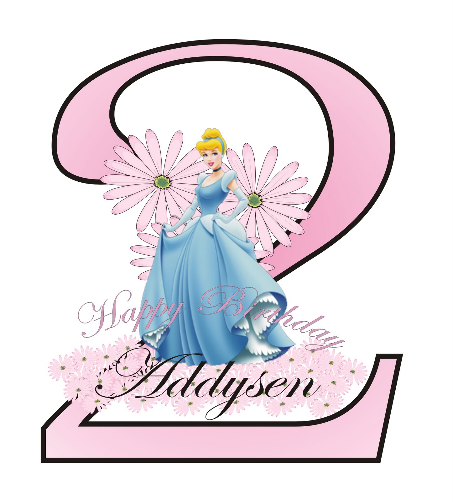Happy Birthday Princess Nuts 2 Years Ago Our Lives Were Changed Again With The Arrival Of Addysen Bri Since Then Not A Day Has Gone By That She