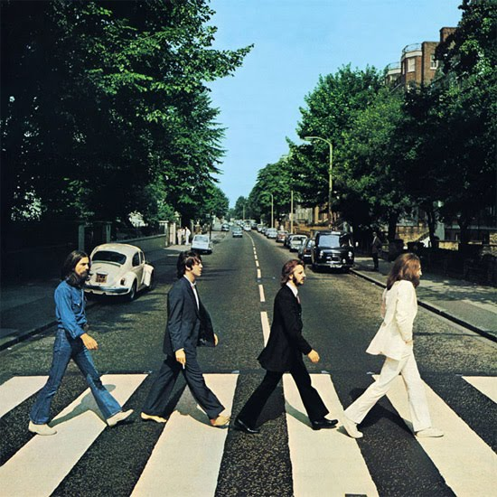 the beatles abbey road album cover has inspired many musicians wallpaper hungama. Black Bedroom Furniture Sets. Home Design Ideas